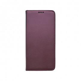 Knižkové puzdro Smart Samsung Galaxy A71 bordové