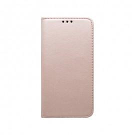 Knižkové puzdro Smart Samsung Galaxy A71 medené