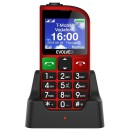 Evolveo EasyPhone FM, Red +...