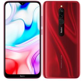 Xiaomi Redmi 8 3GB/32GB Dual SIM, Červený - SK distribúcia