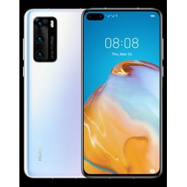 Huawei P40 5G 8GB/128GB Dual SIM, Biely SK Distribúcia