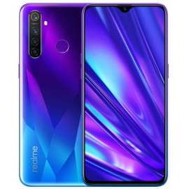 Realme 5 4G 128GB 4GB RAM Dual-SIM crystal purple