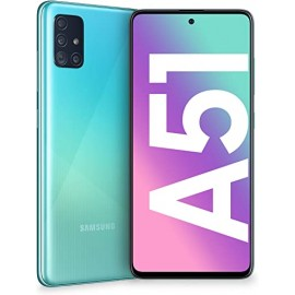 Samsung A515 Galaxy A51 4G 128GB 4GB RAM Dual-SIM prism crush blue EU
