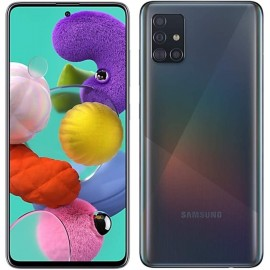 Samsung A515 Galaxy A51 4G 128GB 4GB RAM Dual-SIM prism crush black