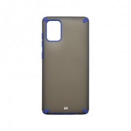 Plastové puzdro Season Frame Samsung Galaxy A51 modré