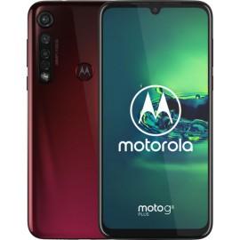 Motorola Moto G8 Plus 4GB/64GB Dual SIM, Červený - SK distribúcia