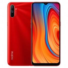 REALME C3, 3/64GB Dual Sim Červený, SK Distribúcia