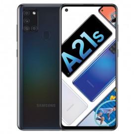 Samsung Galaxy A21s 3GB/32GB A217 Dual SIM, Čierna - SK distribúcia