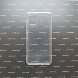 Silikónové puzdro Samsung Galaxy Note 10 Lite priehľadné, nelepivé
