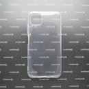 Silikónové puzdro Huawei P40 Lite priehľadné nelepivé