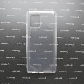 Silikónové puzdro Samsung Galaxy S10 Lite priehľadné, nelepivé