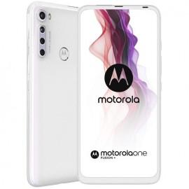 Motorola One Fusion+ 6GB/128GB, Biely - SK distribúcia