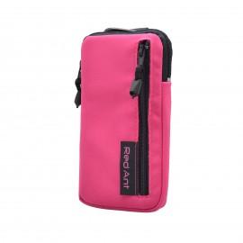 5XL ružové Outdoorové Softshell puzdro RedAnt vrecko