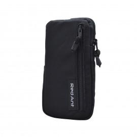 5XL čierne Outdoorové Softshell puzdro RedAnt vrecko čierny  zips