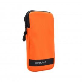 4XL oranžové Outdoorové Softshell puzdro RedAnt