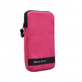 5XL ružové Outdoorové Softshell puzdro RedAnt