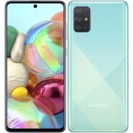 Samsung Galaxy A71 6GB/128GB A715 Dual SIM, Modrý - SK distribúcia