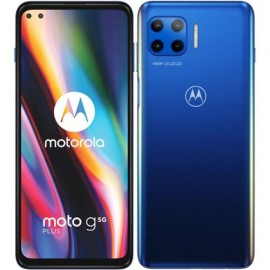 Motorola Moto G 5G Plus, 6/128GB Dual SIM, Modrý - SK Distribúcia