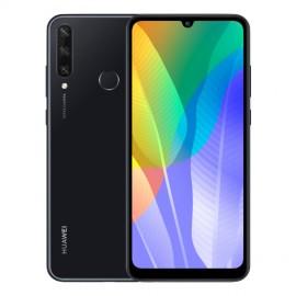 Huawei Y6p čierny, Dual SIM 3/64GB