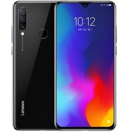 Lenovo K10 Note 6GB/128GB, Čierny - SK distribúcia