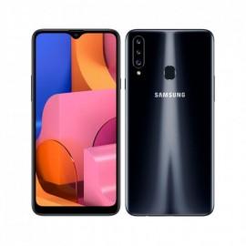 SAMSUNG Galaxy A20s, 3GB/32GB, Čierny