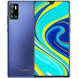 CUBOT P40 4/128GB, Dual-SIM, Modrý, SK