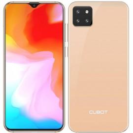 CUBOT X20 4/64GB, Dual-SIM, Zlatý, SK