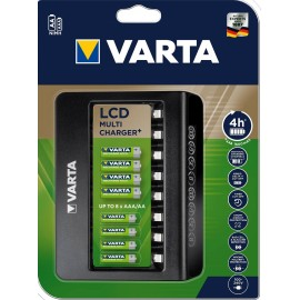 Varta LCD Multi Charger +