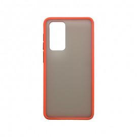 Huawei P40 červené plastové puzdro, Season
