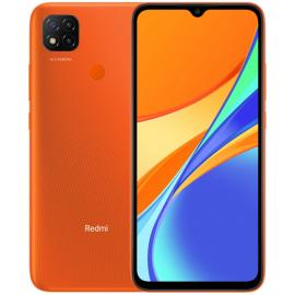 Xiaomi Redmi 9C ,NFC, Oranžový, 3+64 GB, SK Distribúcia