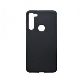 Motorola G8 Power čierne gumené puzdro, matné
