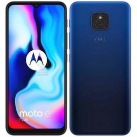 Motorola Moto E7 Plus 4/64GB, Dual-SIM, Modrý, SK Distribúcia