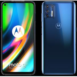 Motorola Moto G9 Plus, 4/128GB 64Mpx modrý, SK Distribúcia