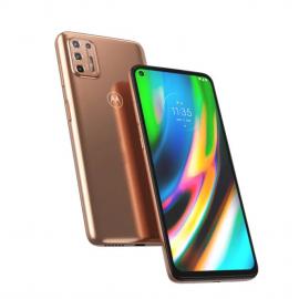 Motorola Moto G9 Plus, 4/128GB 64Mpx Zlatý, SK Distribúcia