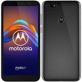 Motorola Moto E6 Play Dual SIM, Čierny,  SK distribúcia