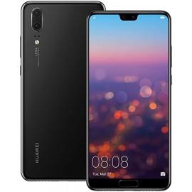Huawei P20, 4/128GB, Čierny, Trieda A - použité, záruka 12 mesiacov