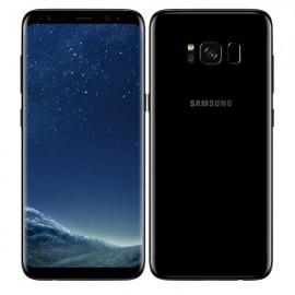 Samsung Galaxy S8 Čierny, Trieda A - použité, záruka 12 mesiacov