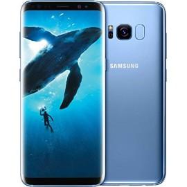 Samsung Galaxy S8 Plus Modrý, Trieda A - použité, záruka 12 mesiacov