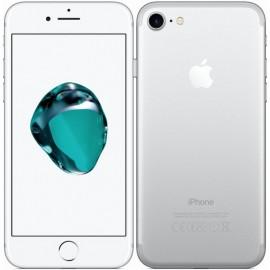 Apple iPhone 7, 128GB | Silver, Trieda A - použité, záruka 12 mesiacov