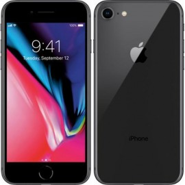Apple iPhone 8, 256GB | Space Grey, Trieda A - použité, záruka 12 mesiacov