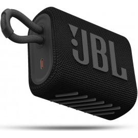 JBL GO3 Bluetooth reproduktor Čierny, - SK Distribúcia
