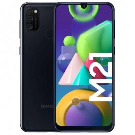 Samsung Galaxy M21 4GB/64GB M215F Dual SIM, Čierna - SK distribúcia