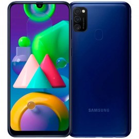 Samsung Galaxy M21 4GB/64GB M215F Dual SIM, Modrý