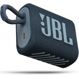 JBL GO3 Bluetooth reproduktor Modrý, - SK Distribúcia