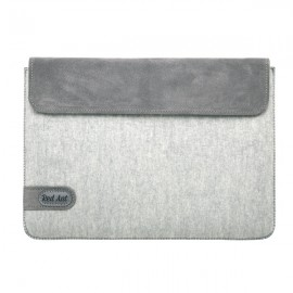 Puzdro na tablet Felt, plstené, uhlopriečka 10', sivé