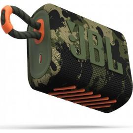 JBL GO3 Bluetooth reproduktor Maskáčový, - SK Distribúcia