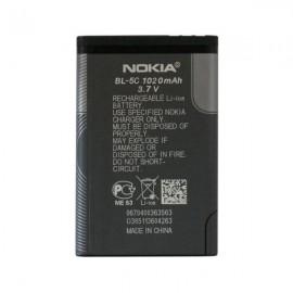 Nokia Originálna batéria BL-5C 1020 mAh bulk