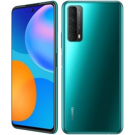 Huawei P smart 2021, 4GB/128GB, Zelený, Dual SIM, SK