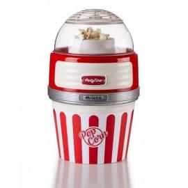 Ariete Party Time Popcornovač veľký, červený, 2957