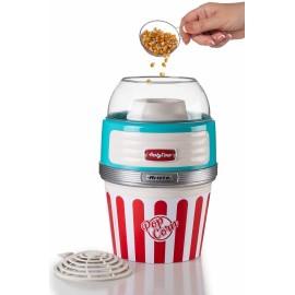 Ariete Party Time Popcornovač veľký, modrý, 2957/01